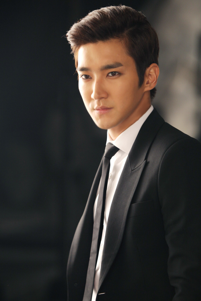 Siwon Everything about your kpop stars - Asian Male Hairstyles