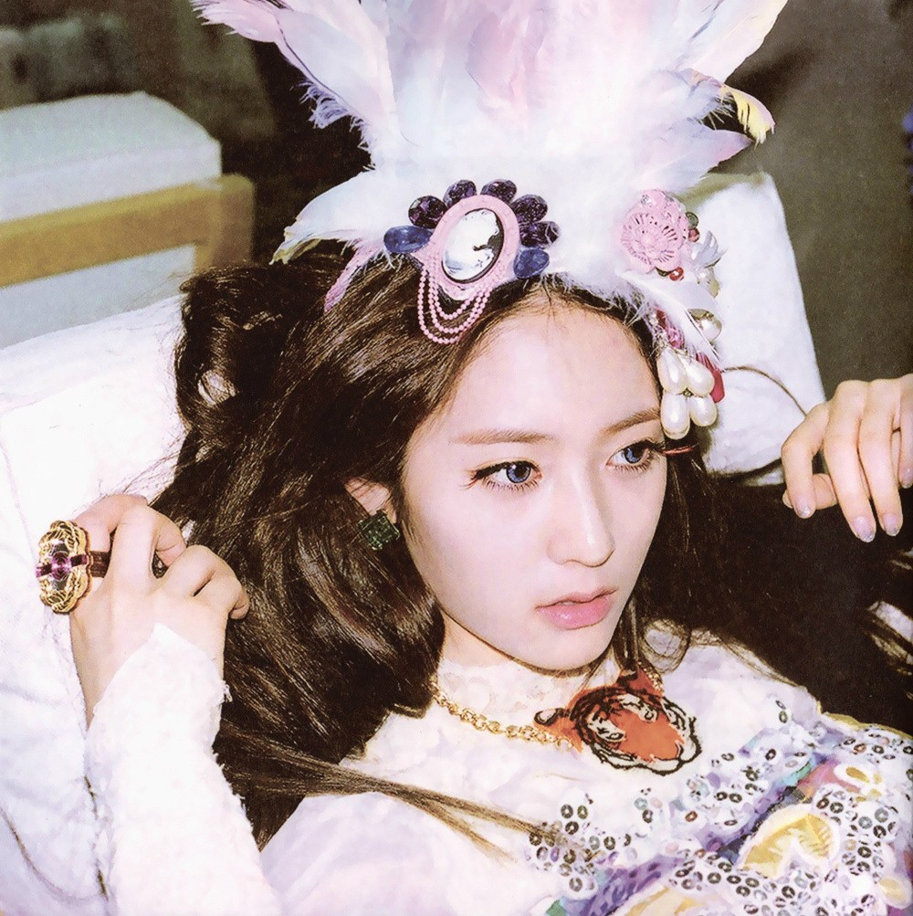 Krystal | Everything about your kpop-stars F(x) Electric Shock Krystal